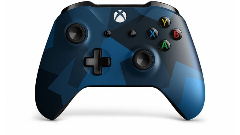 """Manette Xbox """"Midnight Forces II Special Edition"""""""