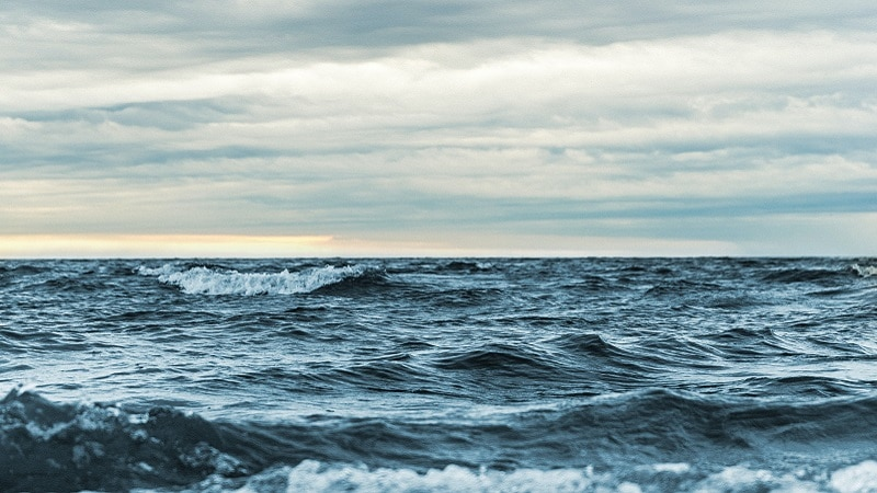 Woman missing for two years was found alive in the middle of the ocean