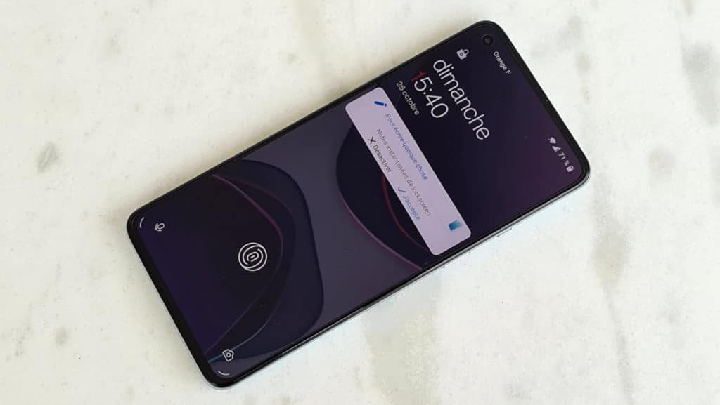 Image 14 : Test OnePlus 8T : l'excellent rapport performances / prix de fin 2020