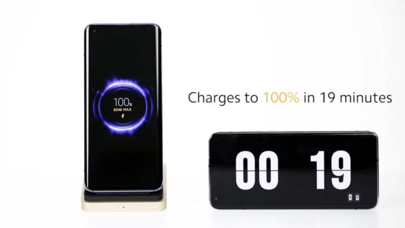 xiaomi 80w wireless charging - Xiaomi Mi 11 Pro: a wireless charge from 0 to 100% in 19 minutes, a record - Tom's Guide
