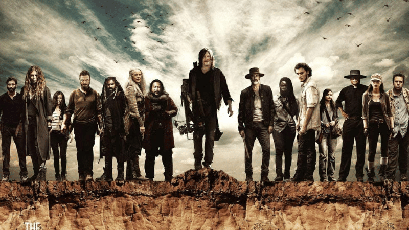 The Walking Dead dévoile ses épisodes additionnels