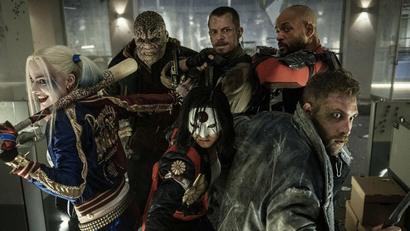 Sylvester Stallone rejoint The Suicide  Squad