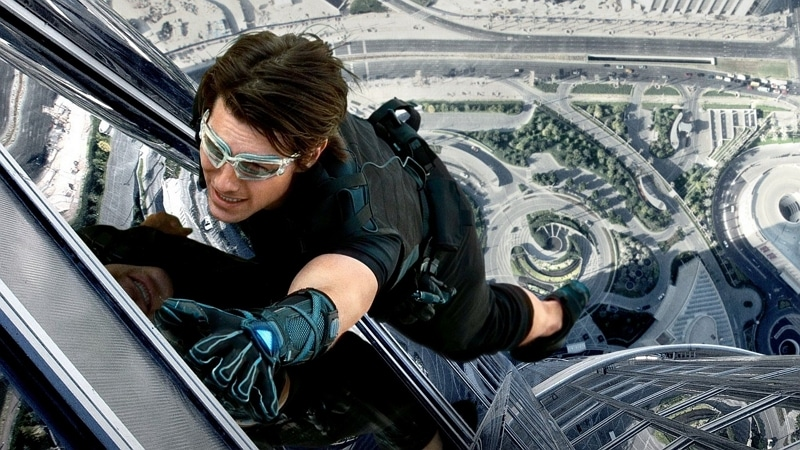 dwayne johnson the rock tom cruise cascades fast & furious fast and furious cinéma film blessures taille poids
