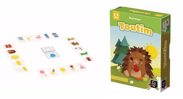 Image 2 : 5 jeux de société pour enfant à offrir à Noël