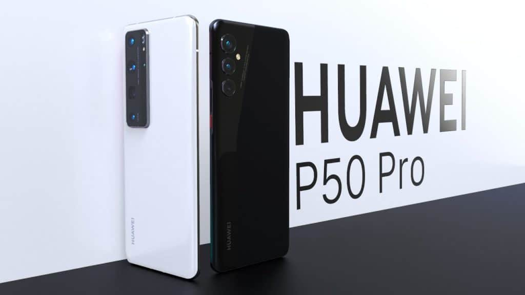 Concept Huawei P50 Pro - Concept Creator / YouTube