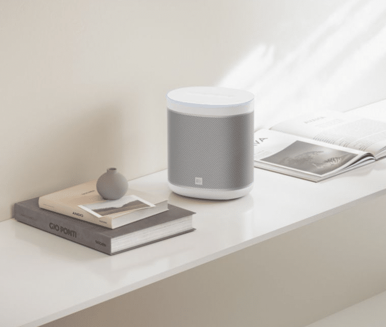 Enceinte connectée : Xiaomi lance son Mi Smart Speaker