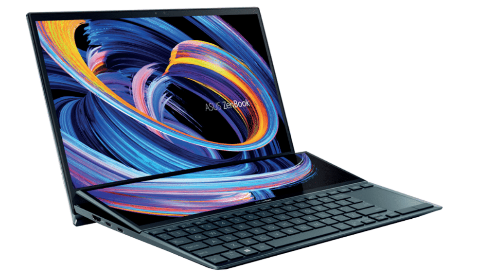 Image 2: Asus refreshes its ZenBook (Pro) Duo by integrating the Zephyrus Duo hinge