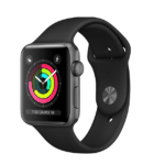 L'Apple Watch Série 3 38 mm est à 199,99€ chez Darty