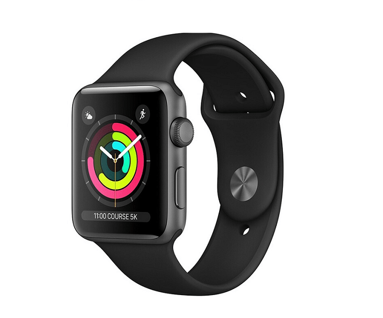 Image 1 : L'Apple Watch Série 3 38 mm est à 199,99€ chez Darty