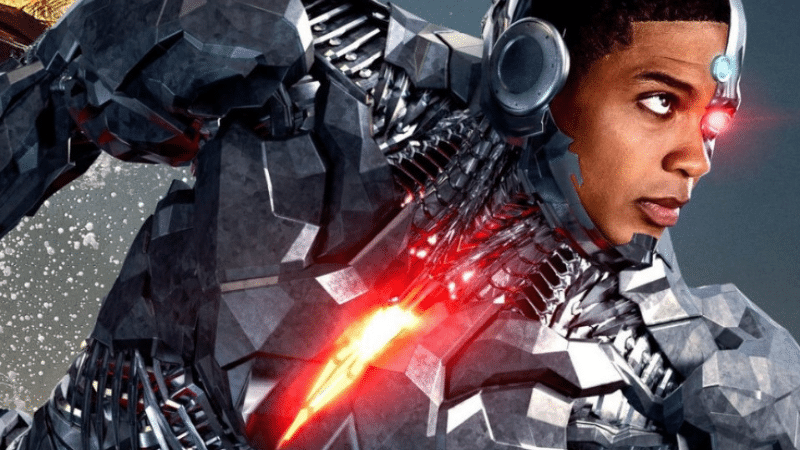 Ray Fisher alias Cyborg botte en touche