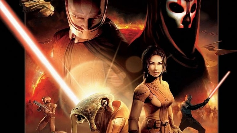 Star Wars : Knights of the Old Republic. Crédit : BioWare/Obsidian/LucasArts