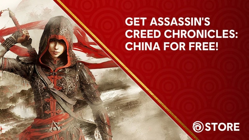 Assassin's Creed Chronicles: China is free until February 16, 2021