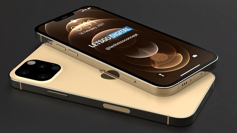iphone 13 pro concept - IPhone 13 Pro: this is what Apple's premium smartphone could look like in 2021 - tom's guide