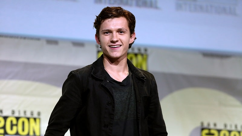 Tom Holland to play Nathan Drake in Uncharted