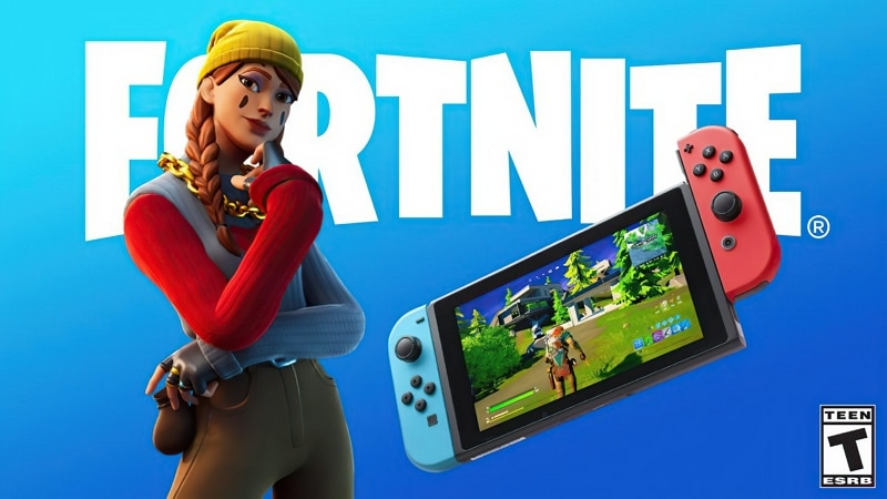 Fortnite Switch - Epic Games