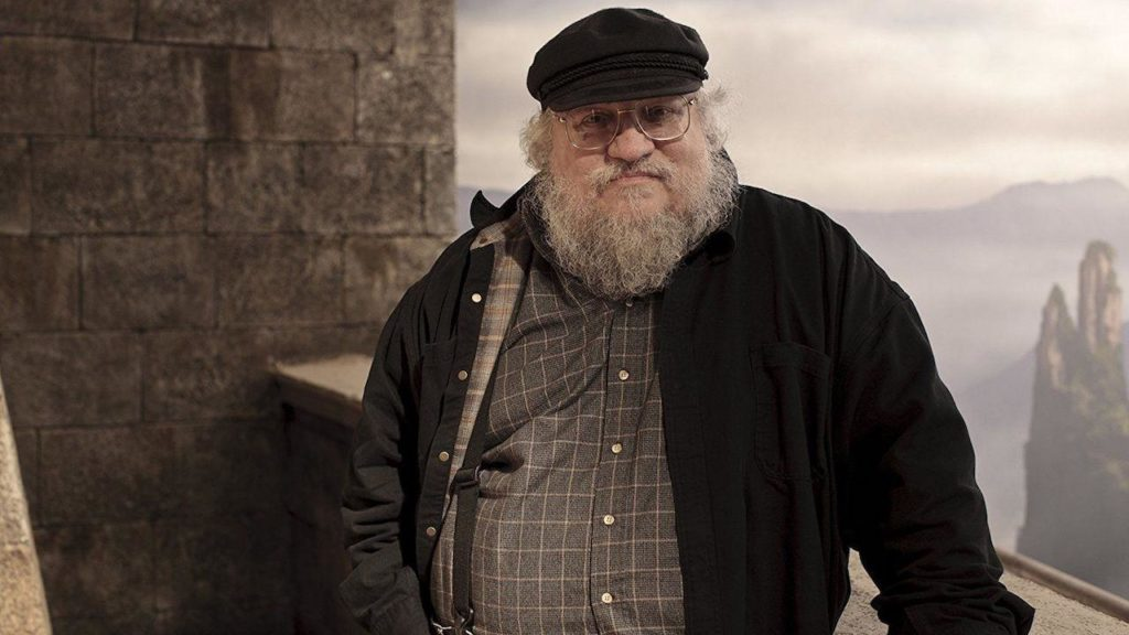 Image 1 : Game of Thrones : George R.R Martin rempile avec HBO pour 5 ans !