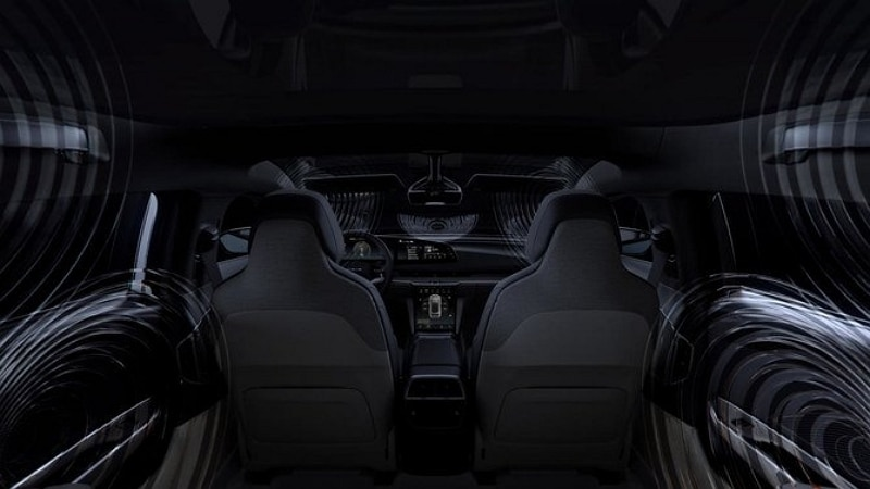 Lucid Air Dolby Atmos - Dolby