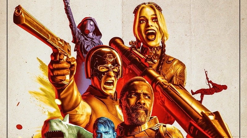 the suicide squad trailer rated-r bande-annonce margot robbie harley quinn james gunn
