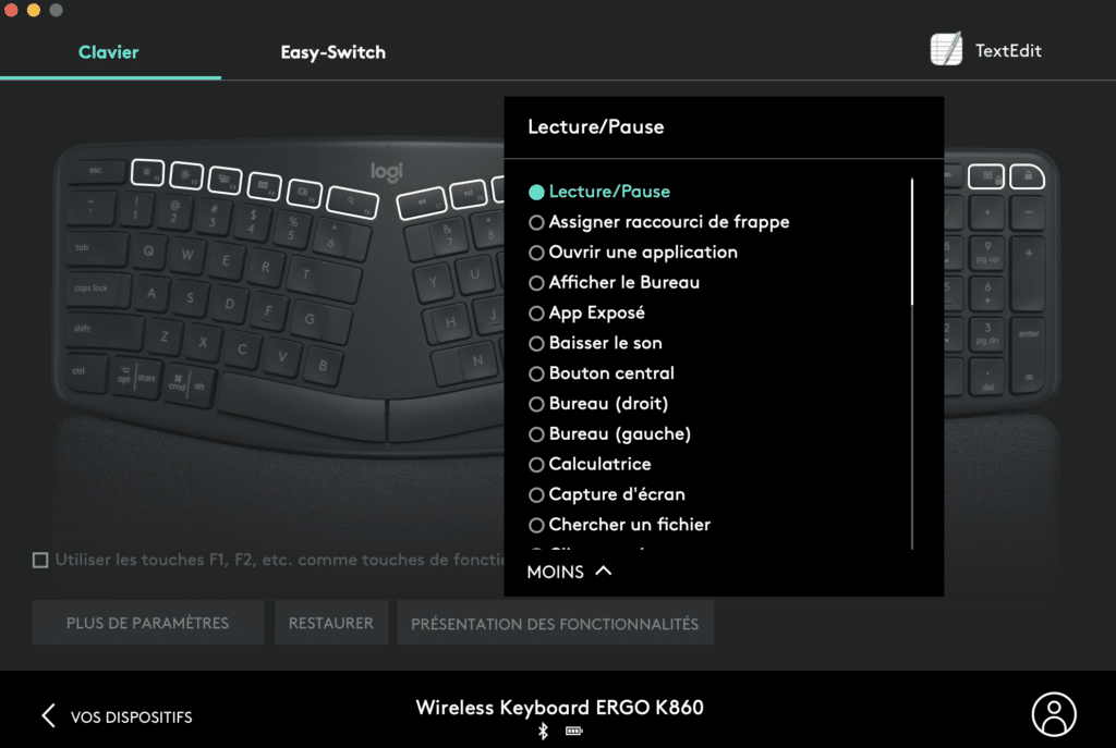 Image 8: Logitech Ergo K860 review: our opinion on the keyboard that relieves your hands