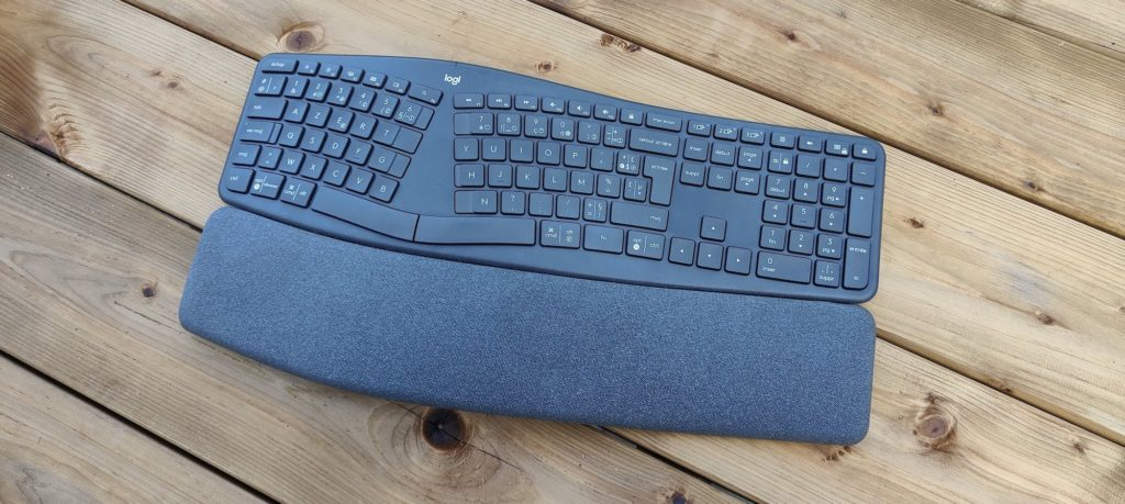 Image 9: Logitech Ergo K860 review: our opinion on the keyboard that relieves your hands
