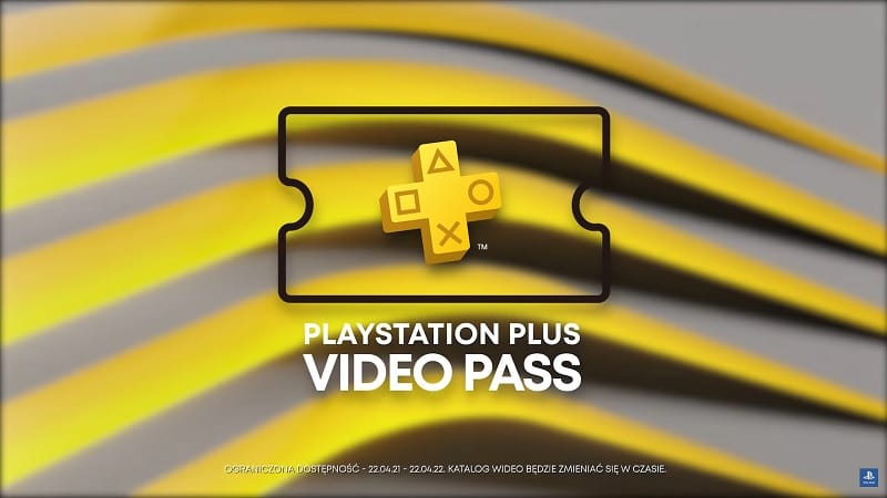 Le PlayStation Plus Video Pass