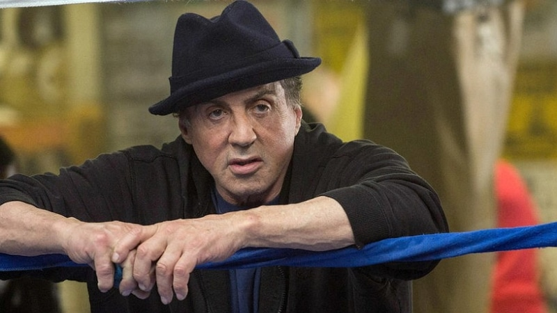 Sylvester Stallone dans Creed