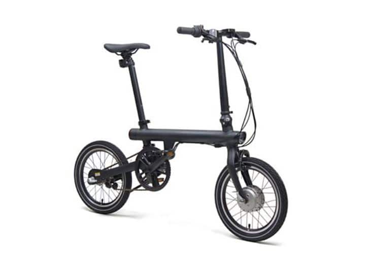 Image 1 : Le vélo Xiaomi Mi Smart Electric Folding Bike chute à 799,99 € chez Boulanger