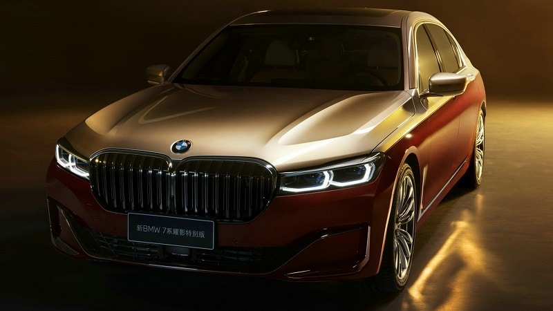 La BMW 760Li Shining Shadow Special Edition