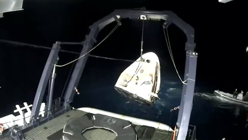 Capsule Resilience - SpaceX