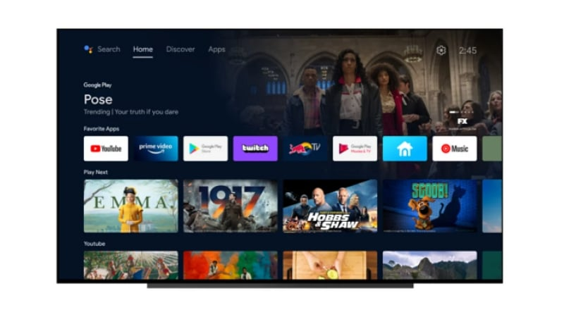 Android TV - Google
