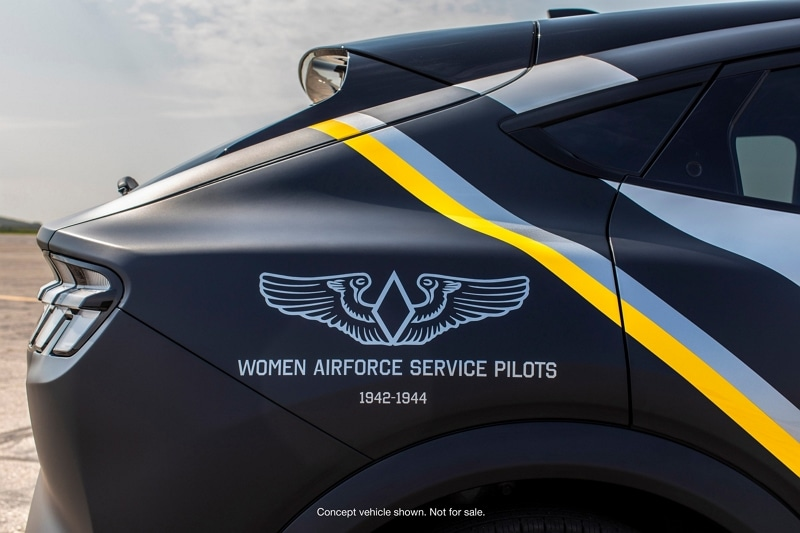 Ford Mustang Mach-E Women Airforce Service Pilots - Ford