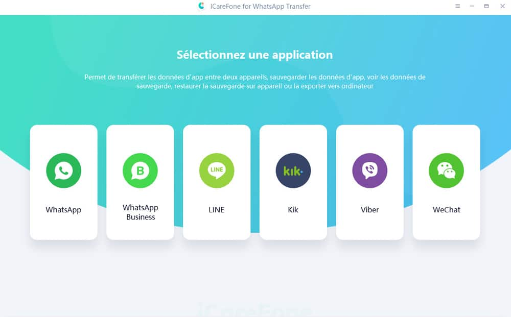 Image 1 : Transférer WhatsApp Android vers iPhone 13, comment faire ?