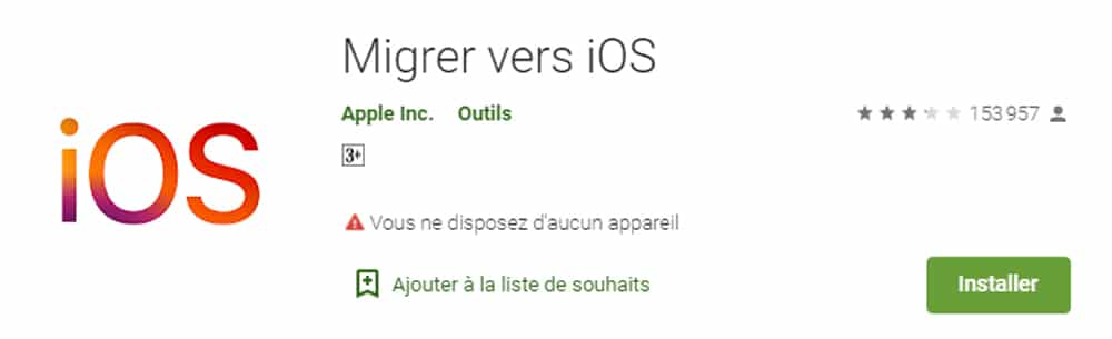 Image 9 : Transférer WhatsApp Android vers iPhone 13, comment faire ?