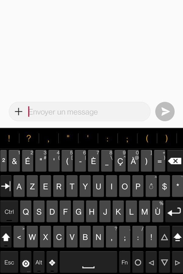 Image 1 : Quel clavier Android choisir ?