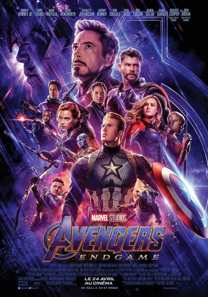 Image 1 : Avengers Endgame : la Geek Critique du plus épique des films Marvel