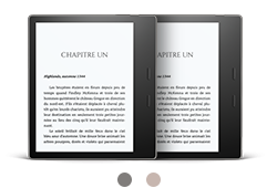Image 1 : [Test] Amazon Kindle Oasis 2019 (10e génération)