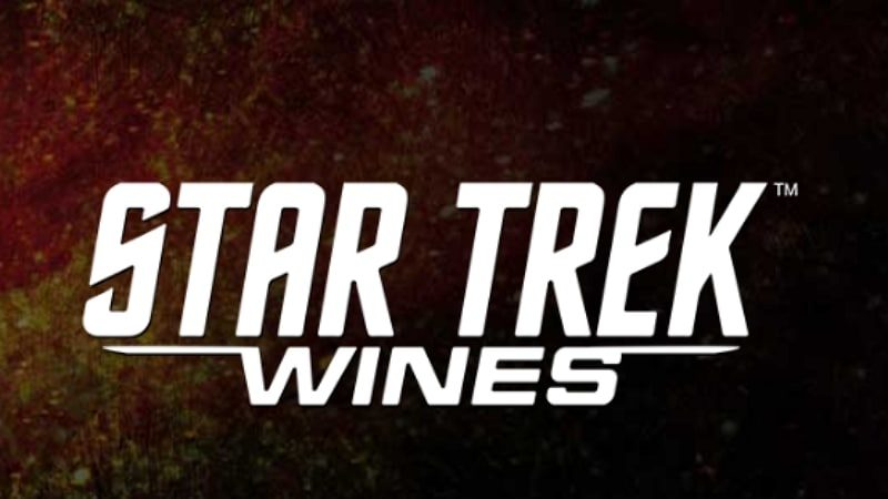 Logo de Star Trek Wines
