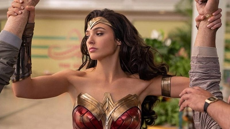 Gal Gadot dans Wonder Woman 1984