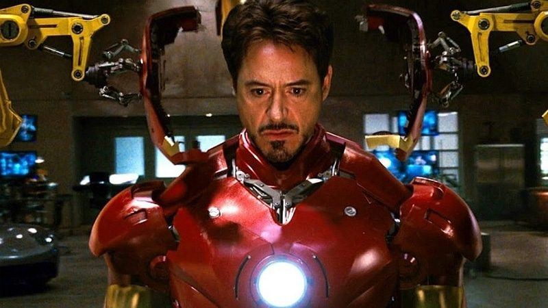 Robert Downey Jr. a porté l'armure d'Iron Man pendant plus de dix ans