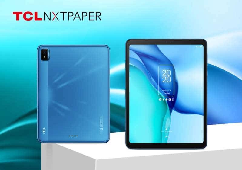 nxtpaper tcl reader