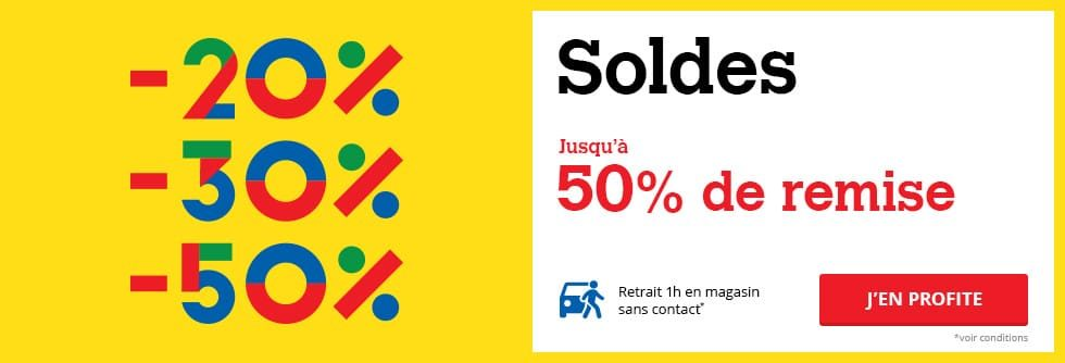 soldes darty 2021