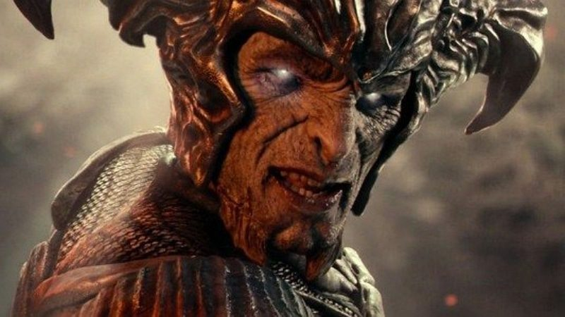 Steppenwolf dans le Snyder Cut