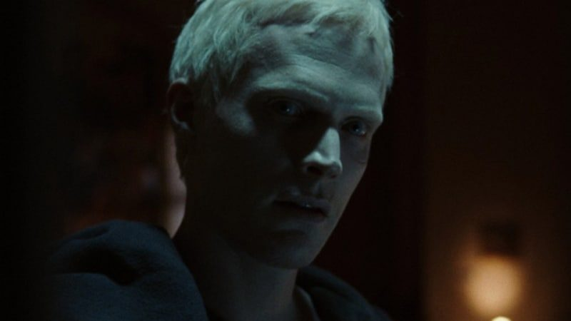 Paul Bettany dans le film Da Vinci Code