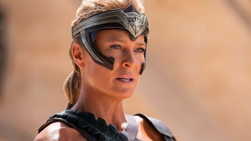 Connie Nielsen dans Wonder Woman 1984