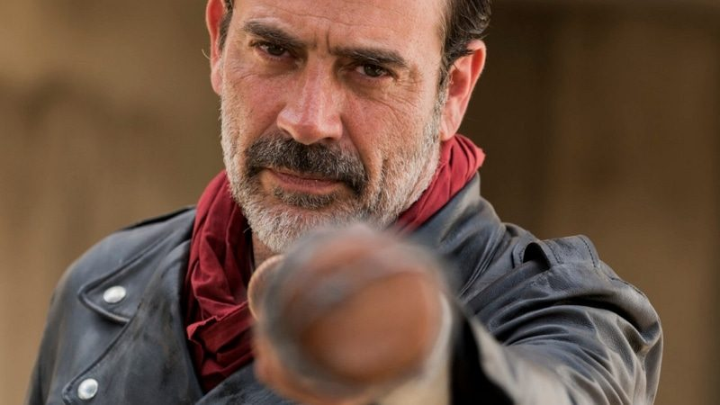 Negan et sa terrible batte Lucill