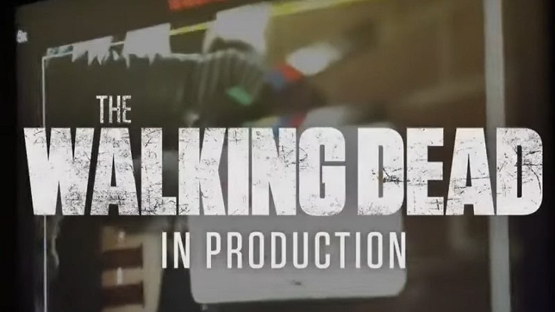 The Walking Dead saison 11 en plein tournage