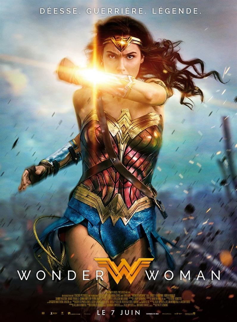 Image 1 : Wonder Woman : la Geek Critique