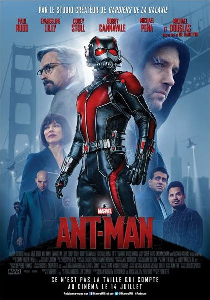 Image 1 : Ant-Man : la Geek Critique