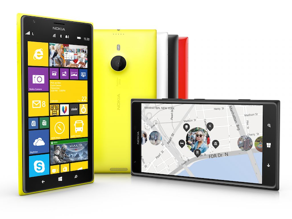 Image 2 : [Test] Nokia Lumia 1520 : la première phablette Windows Phone