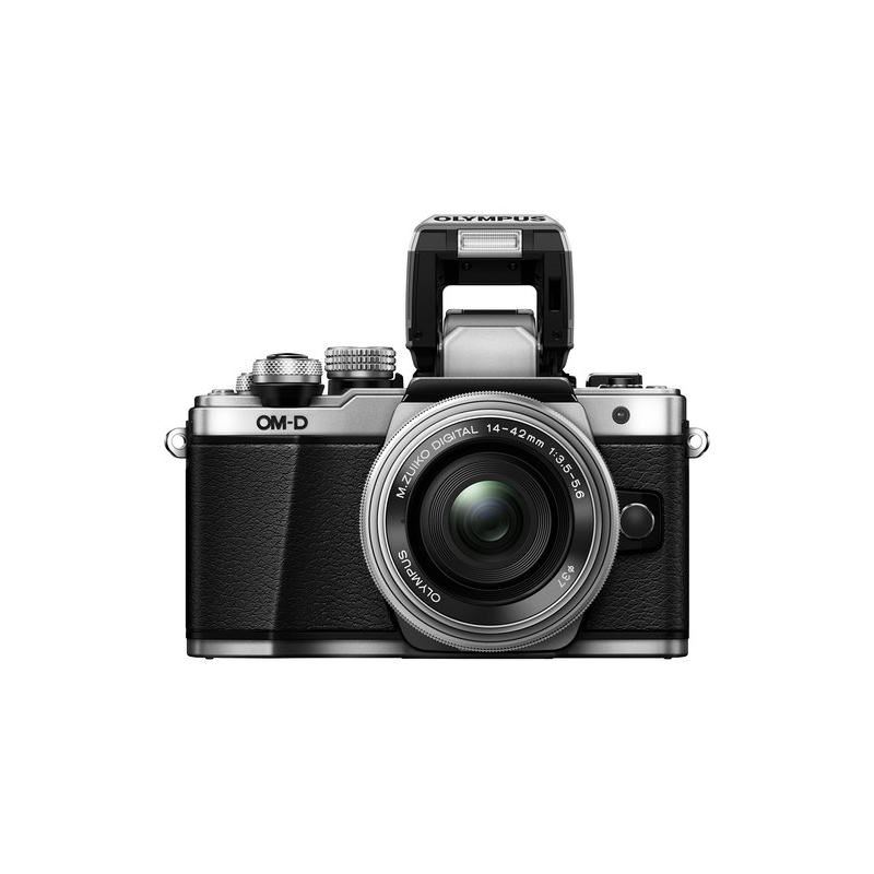 Image 1 : Olympus OM-D E-M10 MKII : le petit frère performant